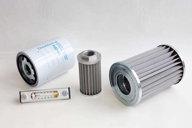 filtri idraulici