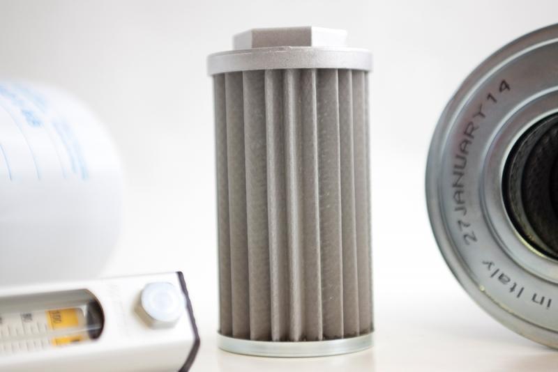 filtri oleodinamici e ricambio cartucce