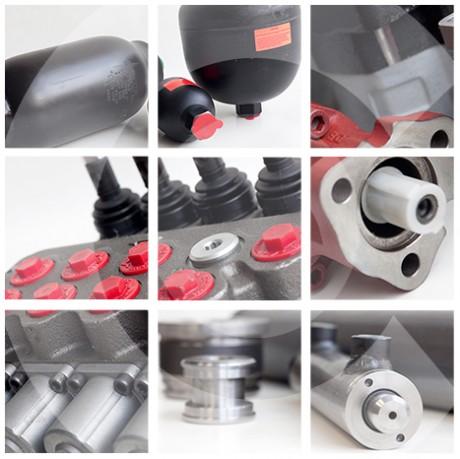 riparazione componenti oleodinamici